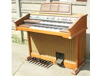 Lowery Magic Genie 44 Electric Organ - RETRO CLassic