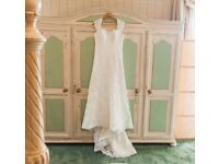 Maggie Sottero Lorie Wedding Dress, Size 10-12