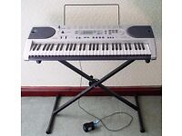 CASIO LK-45 Key Lighting System and Stand