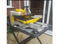 dewalt dw2400 tile cutter wet saw