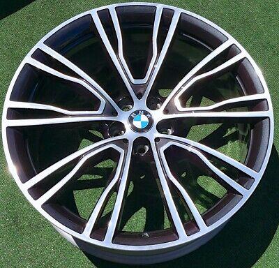 Factory BMW X3 X4 21 inch Wheels Staggered Set 4 Genuine Original OEM 726i M40i