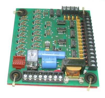 Minister 490-0253 17 Channel Monitor Flow Circuit Board