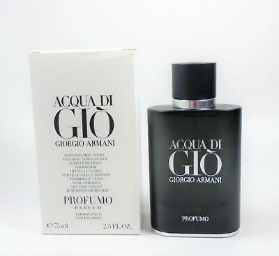 Acqua Di Gio Profumo by Giorgio Armani EDP for Men 2.5oz - 75ml *NEW IN TST BOX*