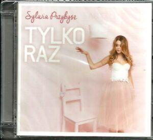 Sylwia Przybysz – Tylko Raz CD (Sealed/Folia) - <span itemprop=availableAtOrFrom>Kolo, Polska</span> - Sylwia Przybysz – Tylko Raz CD (Sealed/Folia) - Kolo, Polska