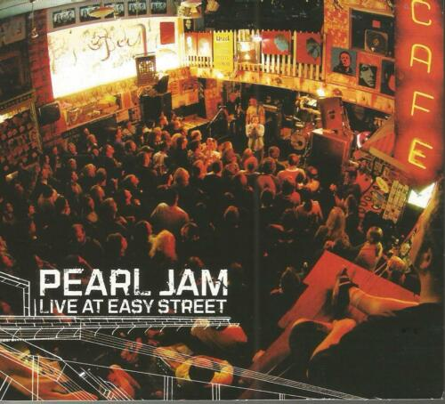 Pearl Jam Live At Easy Street CD