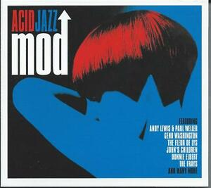 Acid Jazz Mod - 40 Various Tracks (2CD 2014) NEW/SEALED