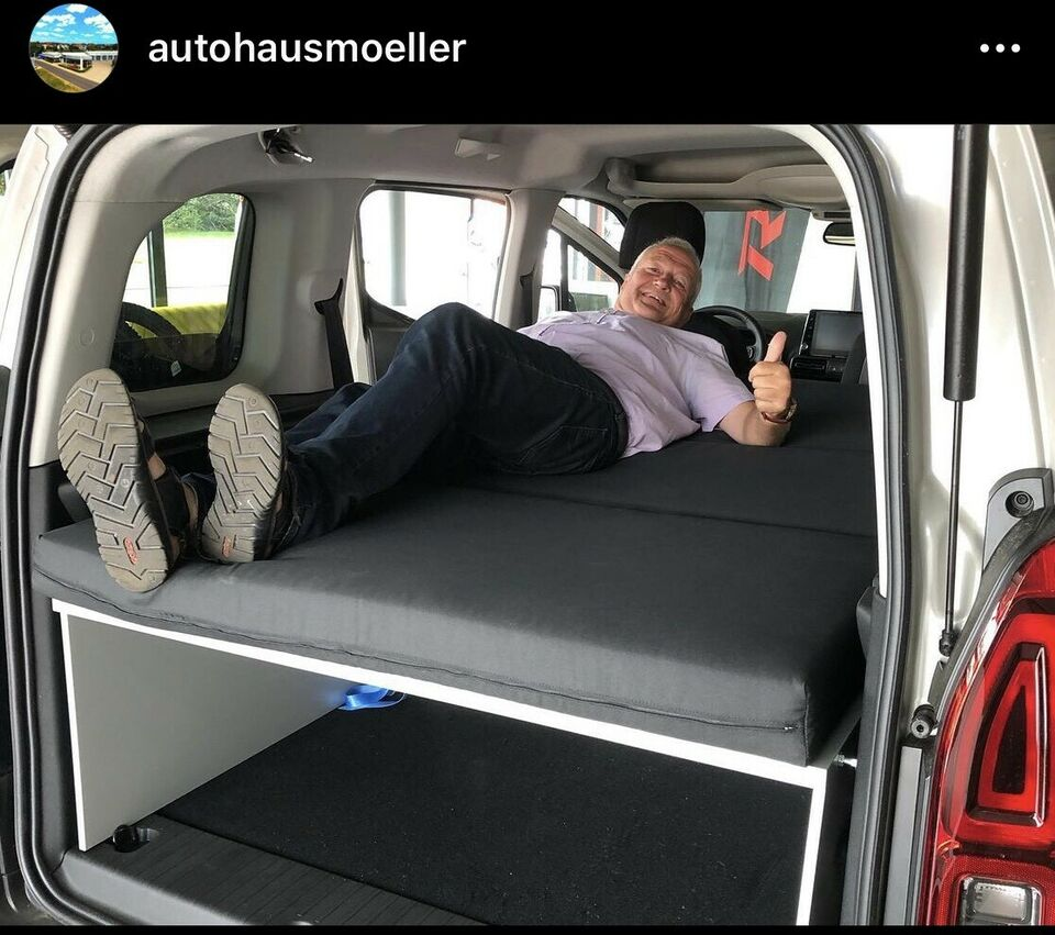 Campingsystem für Citroen Berlingo in Eisenach