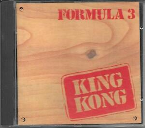 FORMULA-3-RARO-CD-1-STAMPA-1991-034-KING-KONG-034