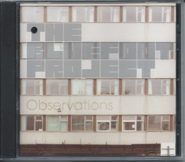 The Bluefoot Project - Observations (CD 2001) NEW