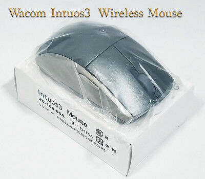 Wacom Intuos3 intuos3Wireless Mouse for all intuos3 Tablets in Factory Box for sale  Shipping to Canada