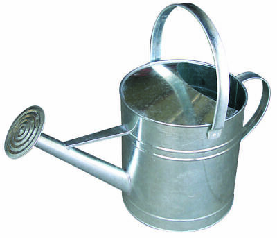 Little Giant Watering Can, Galvanized Steel, 10 Qt., GWC10