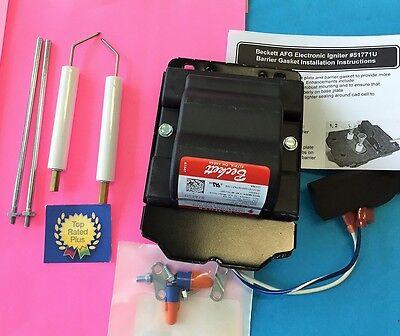 51771u 5780 Genuine Oem Beckett Burner A Af Afg Nx Igniter Electrode Kit