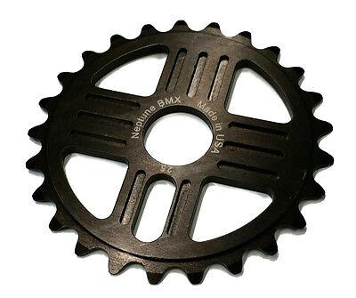 SE Racing BMX Aluminum Sprocket 33T Chainwheel Anodized Black