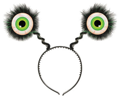Morris Costumes Party Supplies Halloween Eyeball Boppers Green. BG00530G - Halloween Costumes Party Supplies