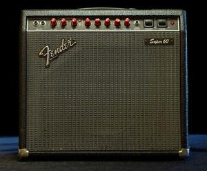 Fender Super 60 Blackface Combo