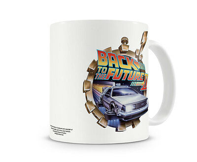 Back To The Future Merchandise (Officially Licensed Merchandise Back To The Future Part II Coffee)