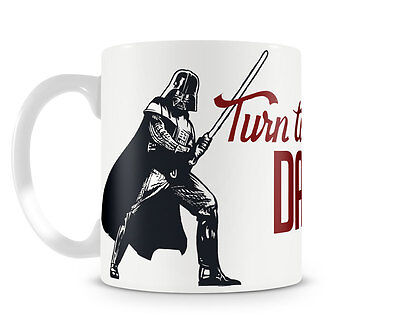 Officially Licensed Star Wars Darth Vader- Turn To The Dark Side Coffee