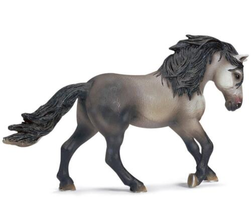 ANDAUSIAN STALLION by Schleich/ toy/ horse/ 13607/ RETIRED