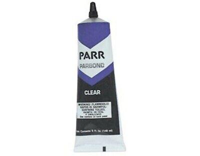 Parr Tech K5908-05 Parbond Caulk Rubber Sealant Water Resistant Clear 5 Oz.