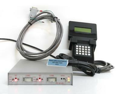 Rf Vii Incorporated Rf Match Tuner Controller Pt-ii-ce 5060hz 4453