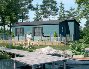 The Kingfisher | BRAND NEW Resort Cottages For Sale