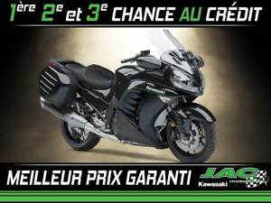 2018 Kawasaki Concours 14 ABS Défiez nos prix