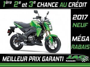 2017 Kawasaki Z125 Défiez nos prix