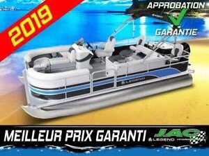2019 Legend Boats Ponton Legend Enjoy Fishing Mercury 25 bateau