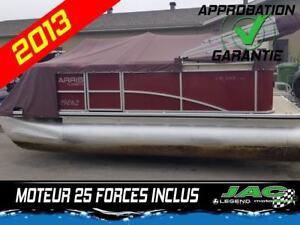 2013 Harris Ponton Cruiser 180 Défiez nos prix