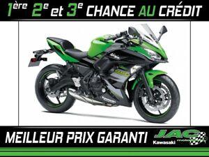 2019 Kawasaki Ninja 650 ABS KRT Seulement 31$/sem. + tx