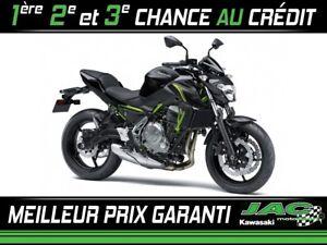 2018 Kawasaki Z650 ABS