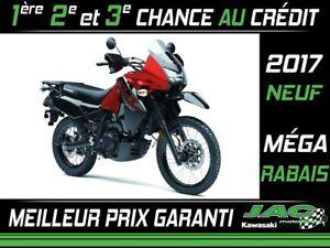2017 Kawasaki KLR650 Défiez nos prix
