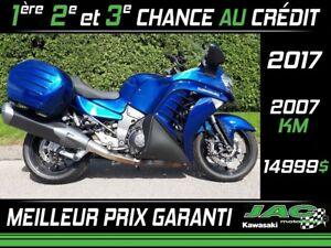 2017 Kawasaki Concours 14 DÉFIEZ NOS PRIX