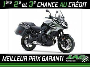 2019 Kawasaki Versys  650 ABS LT Seulement 29$/sem. + tx