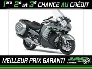 2019 Kawasaki Concours 14 ABS Seulement 52$/sem. + tx