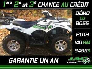 2016 Kawasaki Brute Force 750 4x4i EPS Seulement 28.99$/sem. + t
