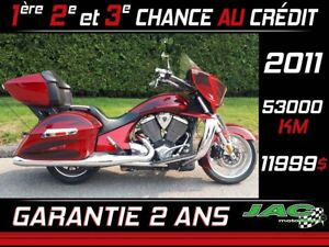 2011 Victory Motorcycles Cross Country CORY NESS DÉFIEZ NOS PRIX