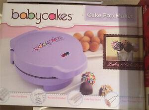 Cake pop maker St. John's Newfoundland image 1