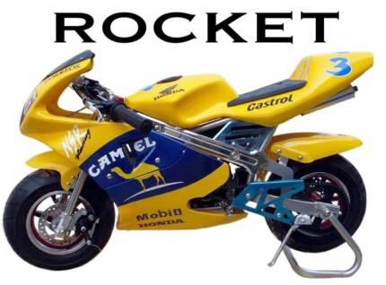 Pocket Rocket Motorcycles Amp Scooters Gumtree Australia