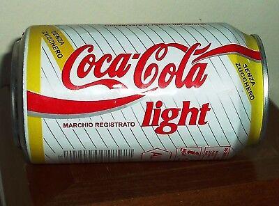 1994 Coca Cola Light (unopened Can) Italian