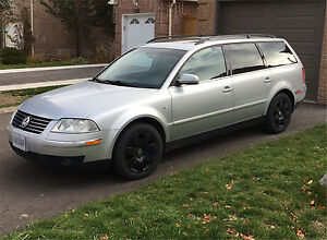 2002 VW Passat Wagon GLX V6 4motion