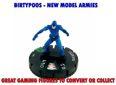 DC Heroclix Worlds Finest #28 Blue Beetle NEW with CARD