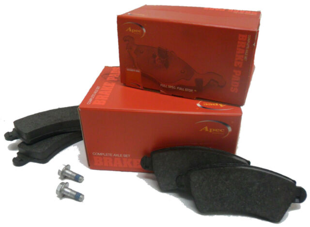 Brake Pads Rear - fits Ford - Mondeo, Mondeo Estate (2000-2004) - APEC PAD1175
