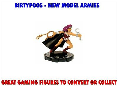 DC Heroclix Arkham Asylum #45 CIRCE New+Card