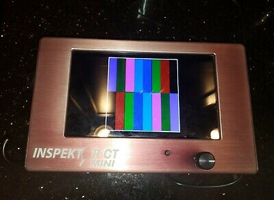 Inspektor Ct Video Borescope Inspection System- System Set With Monitor