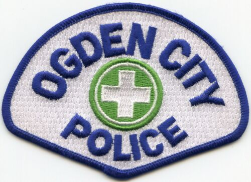 OGDEN CITY UTAH UT POLICE PATCH