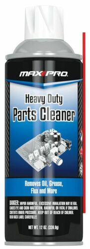 Lot of 12 Max Pro Heavy Duty Parts Cleaner 12 oz ~ From OFFICIAL MAX PRO DEALER