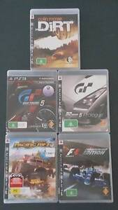 PS3 Driving Games - great value Old Beach Brighton Area Preview