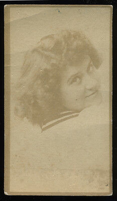 1880s G.W. Gail & Ax's Navy Tobacco Trade Card CDV with Actress for sale  Ithaca