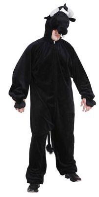 Stier Overall Herren Kostüm als Bulle verkleiden zu Karneval Fasching - Herren Stier Kostüm